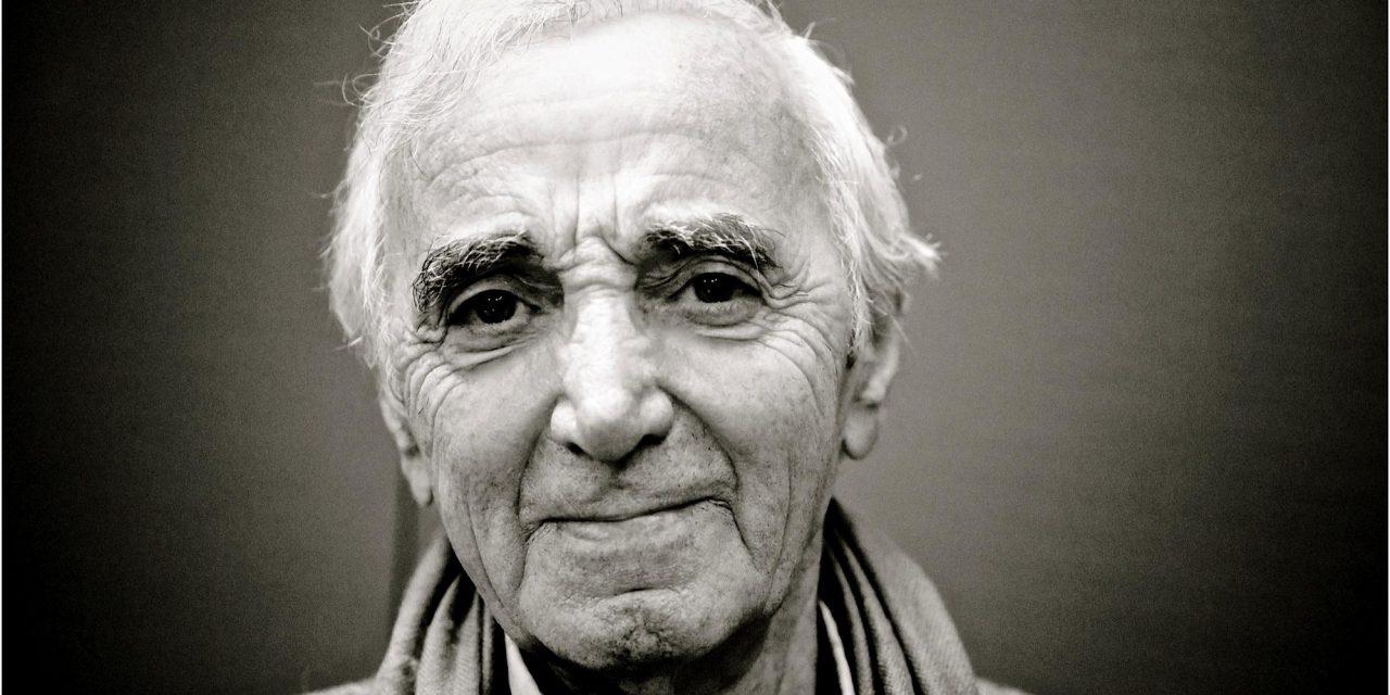 Charles Aznavour sera en concert le 20 janvier à Lyon où il débutera sa tournée