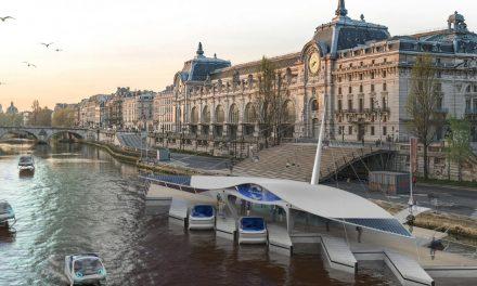 Le taxi «volant» sur l'eau, Seabubbles pourrait bien faire son apparition à Lyon