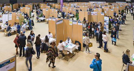 Septembre 2017 : les Forums de Pôle Emploi