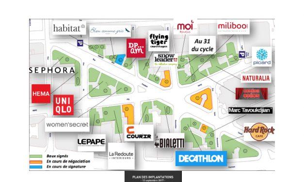 Nombreuses inaugurations en perspective: tel le Phénix, le quartier Grôlée, à Lyon, en pleine renaissance