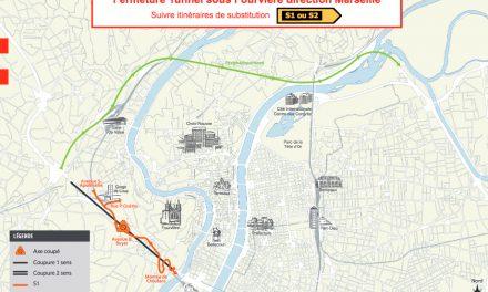 Opérations escargot+Fourvière: vendredi noir pour les automobilistes…