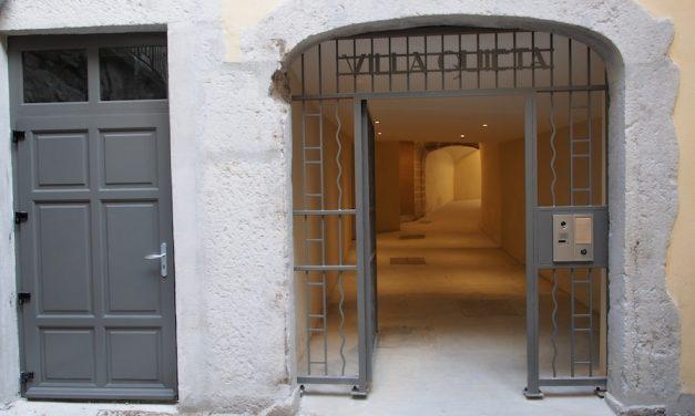 Au 47 rue Marchande à Vienne: «Villa Quieta», une réhabilitation parfaitement réussie