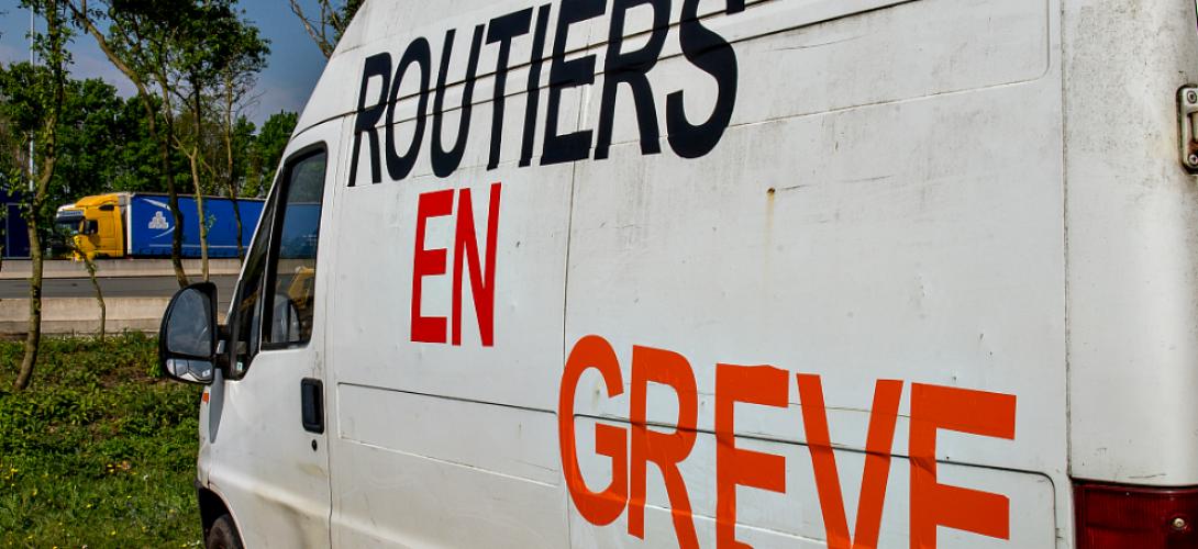 Blocages: le point sur le mouvement des routiers à 9 heures