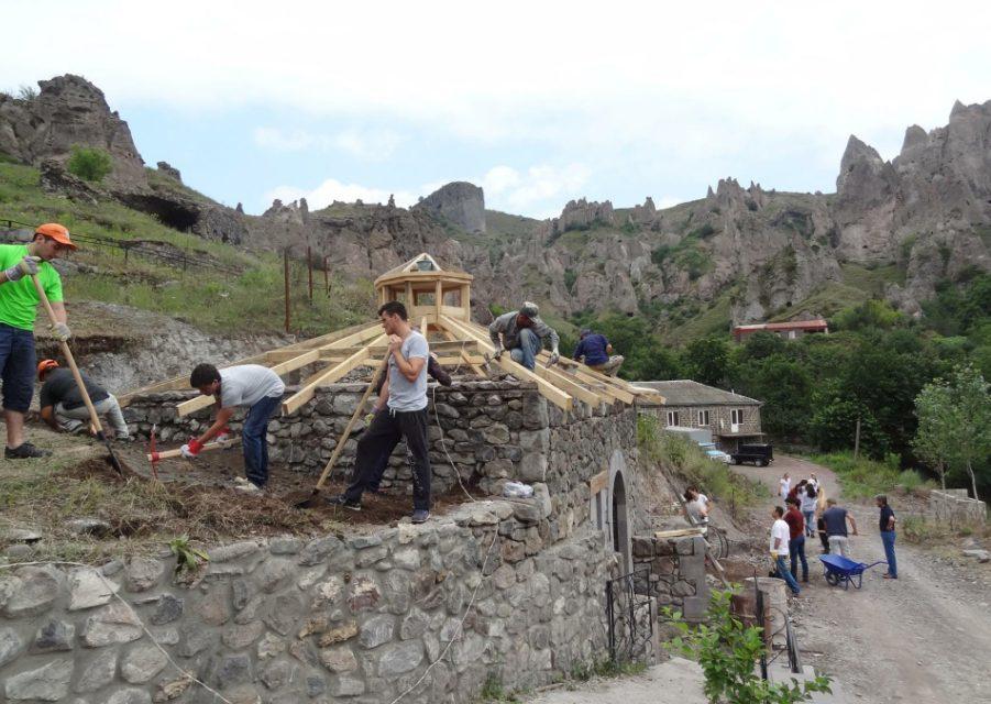 Vienne/Goris en Arménie: l'un des jumelages actuels les plus vivants