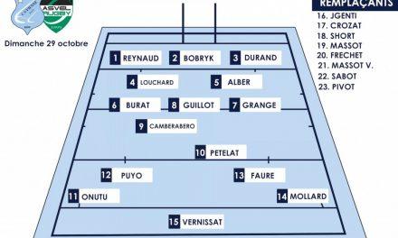 Rugby: Les Viennois remportent le derby du Rhône, face à Villeurbanne