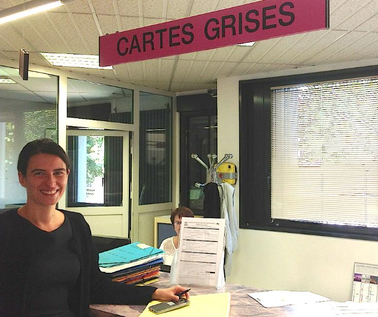 Sous-préfecture de Vienne: l'adieu au service cartes grises et permis de conduire…