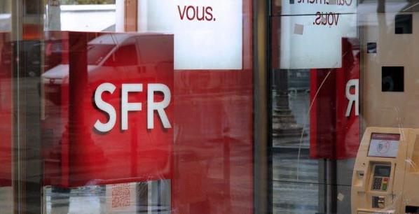 La région Auvergne-Rhône-Alpes touchée: gros bug chez  SFR