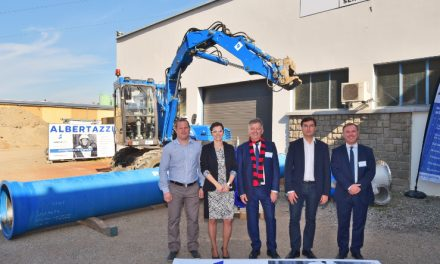 Un investissement de 300 000 euros, une cinquantaine d'emplois: Serfim renoue avec Vienne
