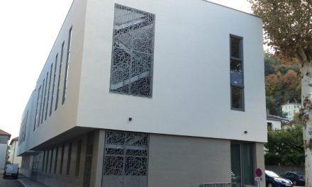 Il accueille à l'Espace St-Germain, des entreprises, les Tribunaux de commerce et des Prud'hommes: le bâtiment Amstrong inauguré