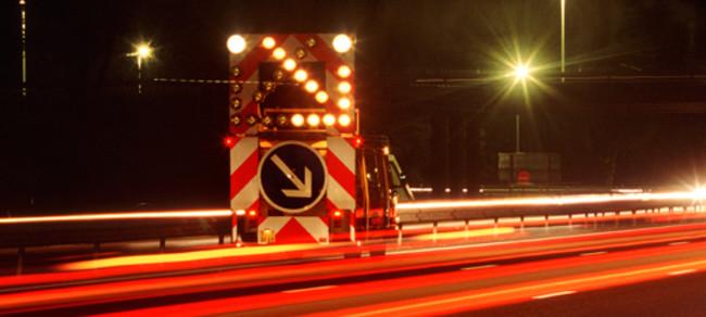 L'autoroute A 7 à nouveau coupée quatre nuits à partir de lundi au nord de Vienne