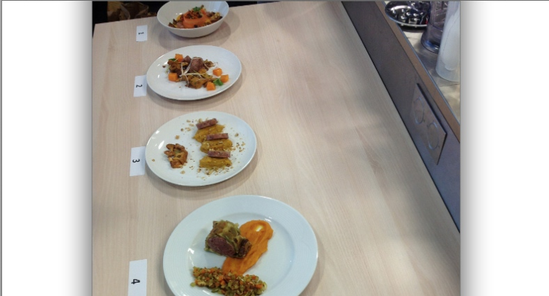 Un prof de St-Marcellin et un comptable viennois, lauréats du Top Chef isérois organisé à Vienne…