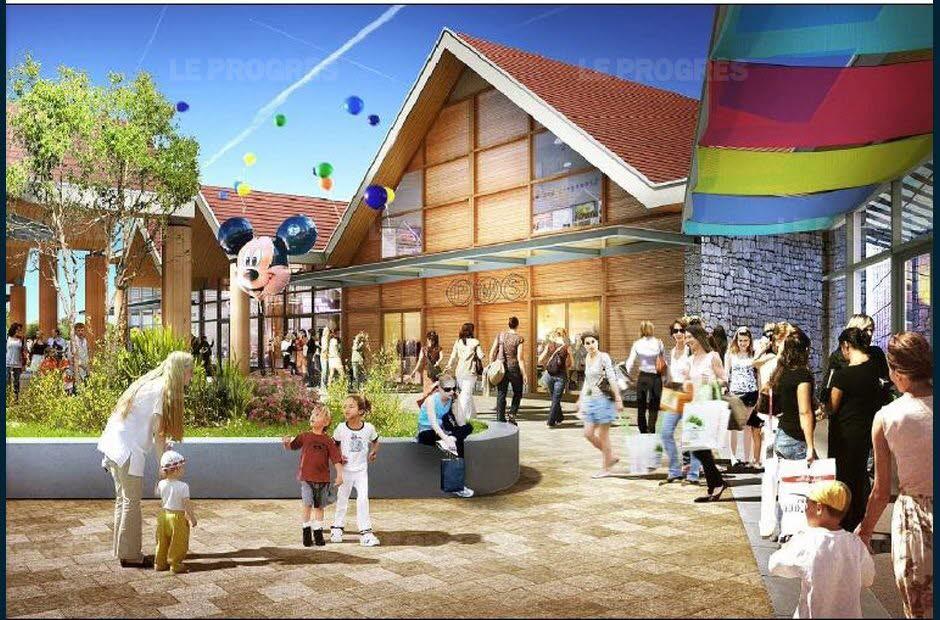 Après La Verpillière et Romans, un troisième «Village de marques» va voir le jour: dans l'Ain