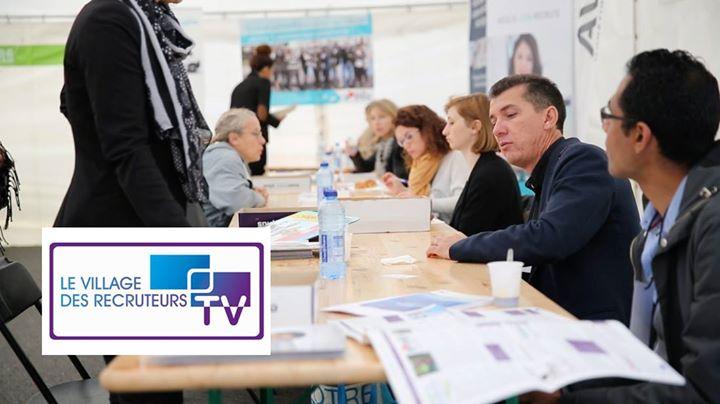 6 200 offres d'emploi à pourvoir: un Village des Recruteurs pendant deux jours, place Bellecour à Lyon