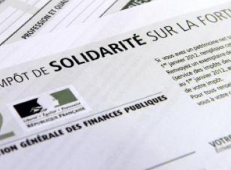 150 contribuables assujettis à l'Impôt de Solidarité sur la Fortune à Vienne