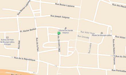 Violent incendie ce matin dans un magasin, en plein centre-ville de Bourgoin-Jallieu