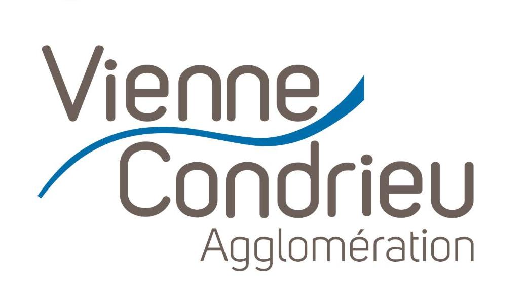Voici le logo de la future communauté d'agglomération Vienne Condrieu