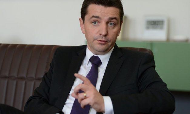 Le maire de Saint-Etienne, Gaël Perdriau (LR) élu président du Pôle Métropolitain