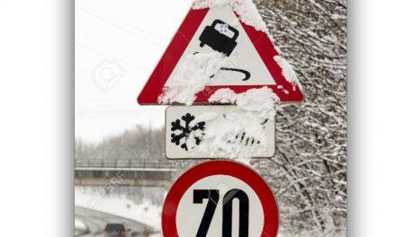 Le site «Auvergne-Rhône-Alpes infos Météo» (Luzinay) annonce l'arrivée brutale de l'hiver
