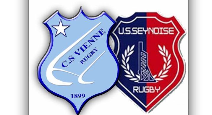 Rugby: les Viennois repartent défaits de la Seyne, mais avec le bonus défensif…