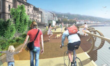Confirmation: les travaux de lavoie verte sur les quais du Rhône vont démarrer le 4 décembre