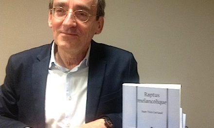 L'écrivain viennois Jean-Yves Curtaud sort son premier recueil de nouvelles
