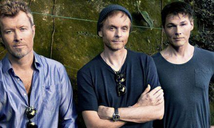 Concert du mythique groupe pop A-ha au théâtre antique de Vienne le 25 juillet 2018
