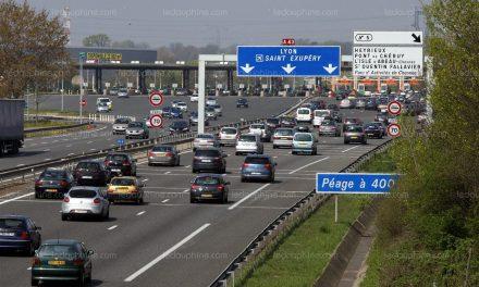 Autoroutes: nouvelle hausse des tarifs des péages annoncée début 2018…