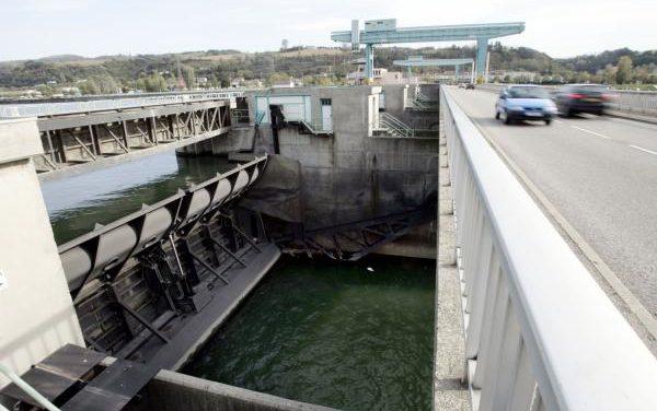 Sécheresse : la production d'hydroélectricité sur le Rhône en baisse de 30 %!