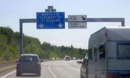 Passage à 2X3voies de l'A46 sud en 2023 pour faciliter le contournement de Lyon
