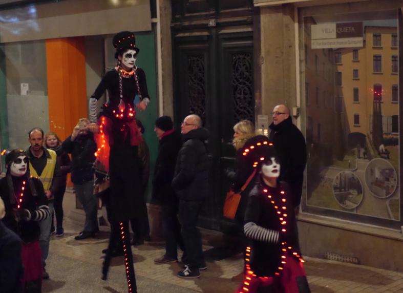 Un 8 décembre humide à Vienne, mais la Fête n'a pas été gâchée