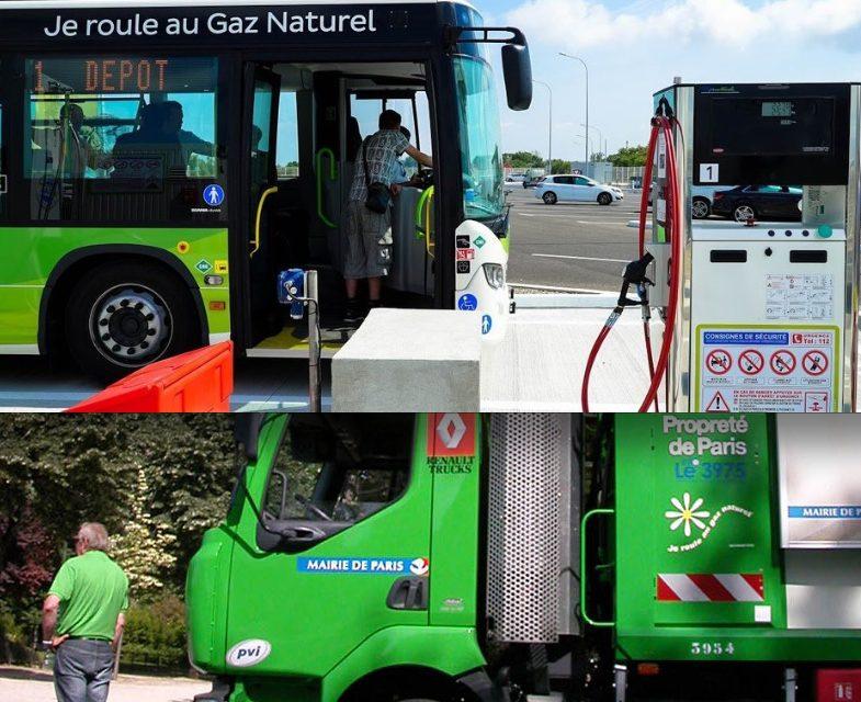 Une «1ère »en France : des bus L'va et des bennes à ordures rouleront au biogaz «made in Vienne»