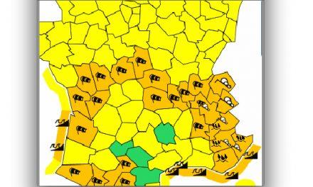 Météo France lance une alerte aux vents violents cette nuit