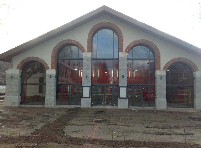 Espace Saint-Germain à Vienne: la salle du Manège reconfigurée inaugurée le 6 janvier