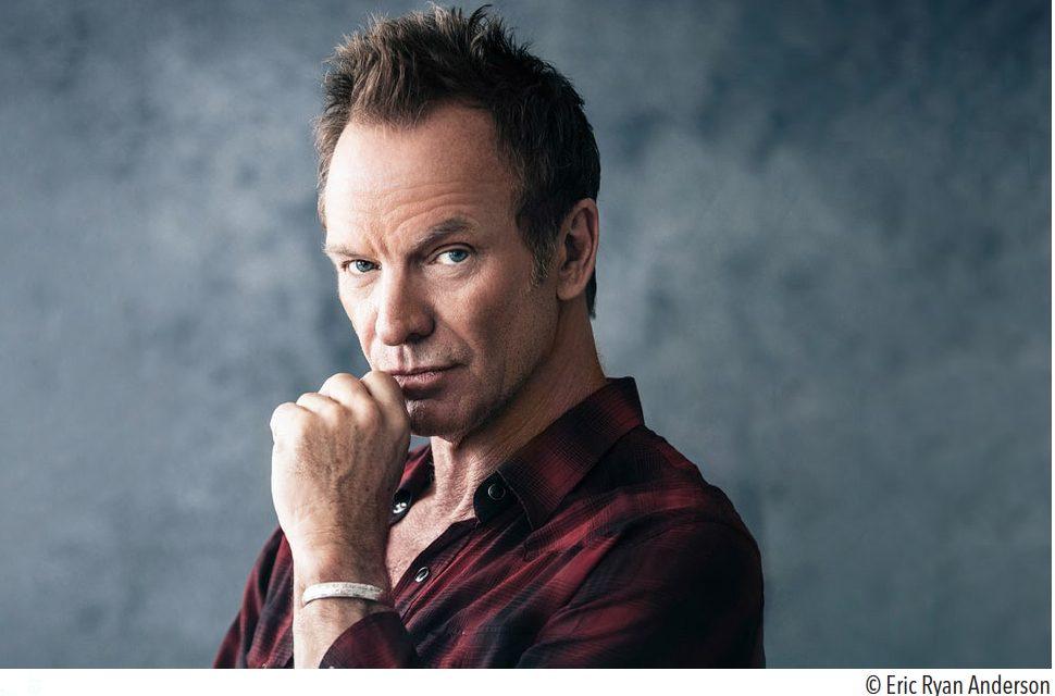 Le come-back: Sting de retour au théâtre antique de Vienne le 16 juillet!