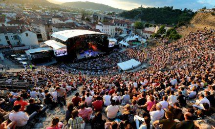Classé 5ème Festival de France, Jazz à Vienne gagne une place