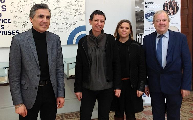 Nouveau: la CCI Nord-Isère lance son Observatoire du Commerce
