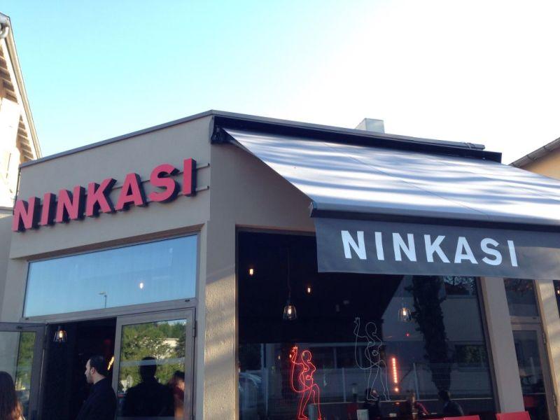 Au sein du Millénium de l'Isle d'Abeau agrandi, projet d'ouverture d'une brasserie Ninkasi
