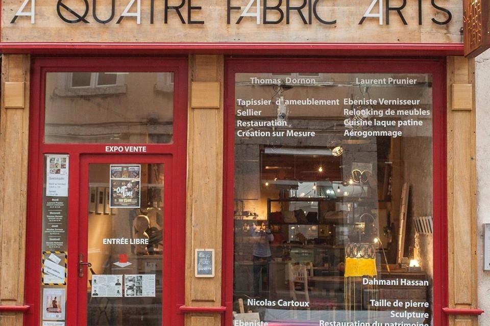 Commerce à Vienne: A4 Fabric Arts fermera définitivement ses portes le 23 décembre