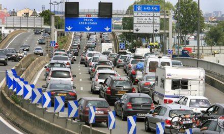 Circulation: journée orange sur les routes et autoroutes de la région aujourd'hui