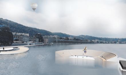 Comment les étudiants imaginent le Rhône à Vienne en 2050…