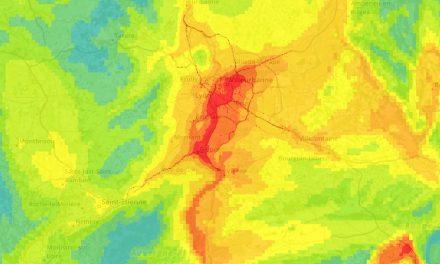 Vigilance pollution aux particules fines activée à Lyon et dans le Nord-Isère