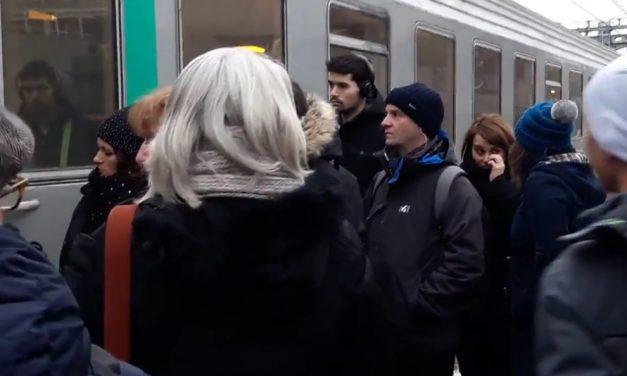 Retards, annulations: récit d'une journée ordinaire sur la ligne SNCF entre Vienne et Lyon