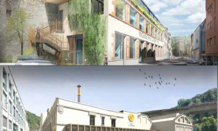 Les usines Dyant et Crétin réhabilitées: 2018, l'année de la Vallée de Gère?
