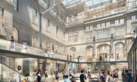 Le Grand Hôtel-Dieu à Lyon ouvre en avril: parmi les commerces annoncés, Citadium, l'enseigne «jeune et branchée» du Printemps