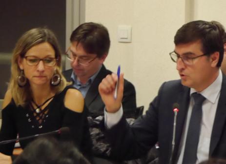 Le 1er budget de Vienne Condrieu Agglomération adopté au prix d'une augmentation de la fiscalité des entreprises dans l'ex-Pays Viennois