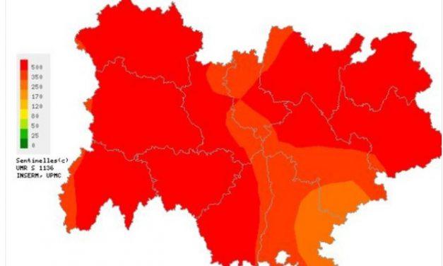 Toujours plus de cas de grippe: Auvergne-Rhône-Alpes en route vers le pic…