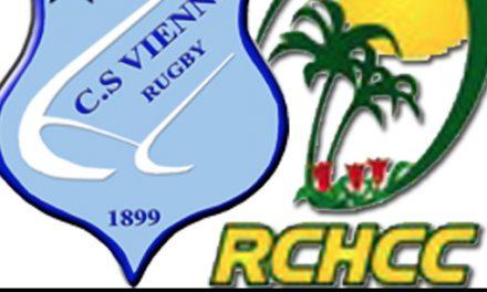 Rugby: match nul, Vienne mis en échec par Hyères-Carqueiranne à Jean Etcheberry