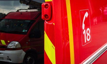 Accident et suraccident sur l'A7 près de Ternay: un blessé en urgence absolue