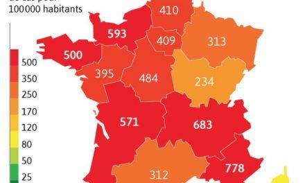 La rentrée des classes devrait encore accélérer l'épidémie: Auvergne-Rhône-Alpes, l'une des régions les plus touchées par la grippe
