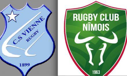 Rugby, l'exploit: le CS Vienne tombe le leader, Nîmes, à domicile